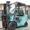 Газ - Бензиновый автопогрузчик Mitsubishi KFG18T-KF2D на 1 тонну - Изображение #1, Объявление #1061609
