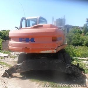 Продаем колесный экскаватор Fiat Kobelco E-175W Evolution, 0,93 м3, 2005 г.в. - Изображение #8, Объявление #1562735