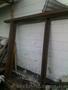 металлический каркас под гаражные ворота