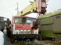Автокран 4572 на базе КамАЗ,  1986 г.в.