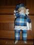 Кукла Сонный ангел и его подруга Эльза