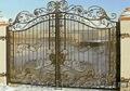 Ворота откатные, секционные, распашные