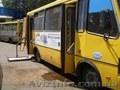 Переоборудование автобусов от Олексы