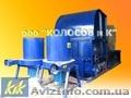 Соломорезка – измельчитель соломы ИСУ-1200М. ООО Колосов и К