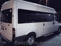 Грузовые перевозки микроавтобусом Ford Transit