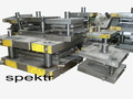 Изготовление штампов для листовой штамповки